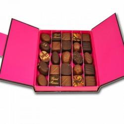 Caja de chocolates, 245g - delicatessen francés online