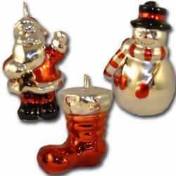 Les bougies de Noel