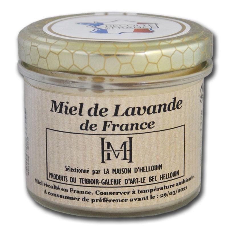 Miel de lavanda - Miel de Francia