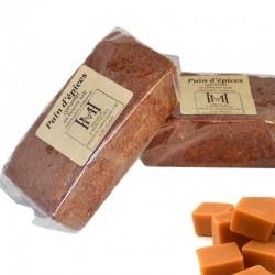 Pain d'épices artisanal au caramel - épicerie fine en ligne