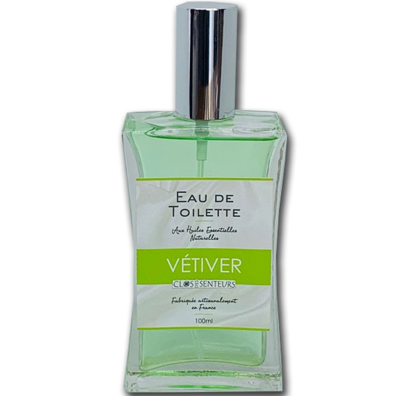 Vetiver fragrance