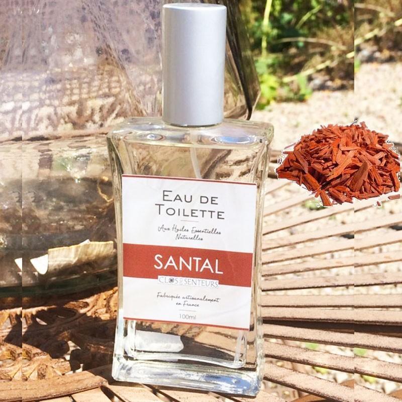 perfume de sándalo