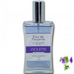 Parfum van viooltjes