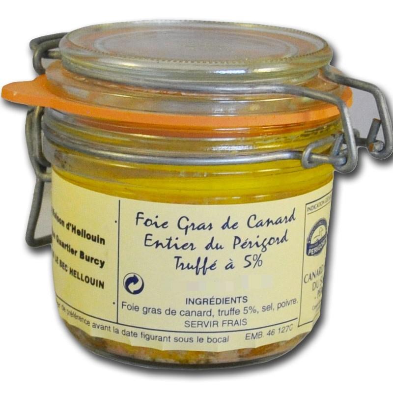Foie Gras de Canard Truffé - épicerie fine en ligne
