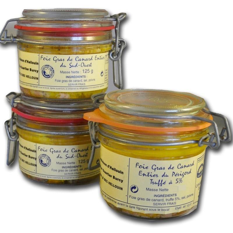 Degustazione di foie gras - Gastronomia francese online