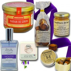 """Gastronomische box """"voor een moeder"""" - Franse delicatessen online"""