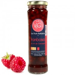 Raspberries with wine of Gascony - Online French delicatessen