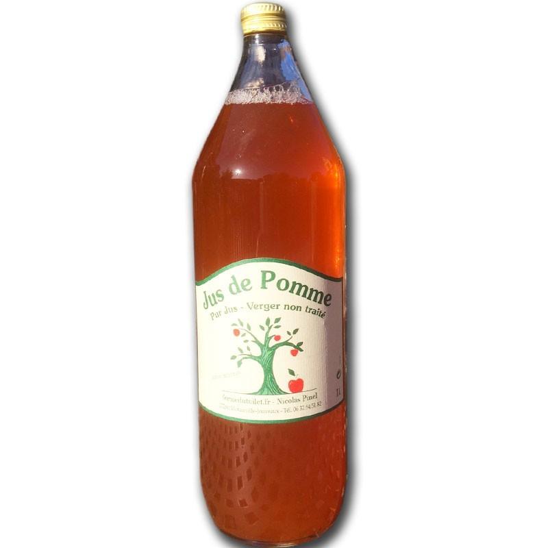 Jus de Pomme - épicerie fine en ligne
