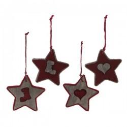Weihnachtsschmuck Christmas 2183 Stern