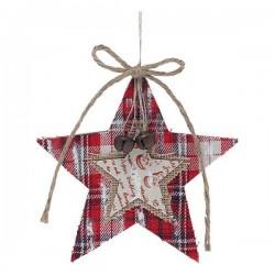 Weihnachtsschmuck Stern 112942