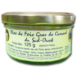 French duck foie gras, south west - delicatessen online