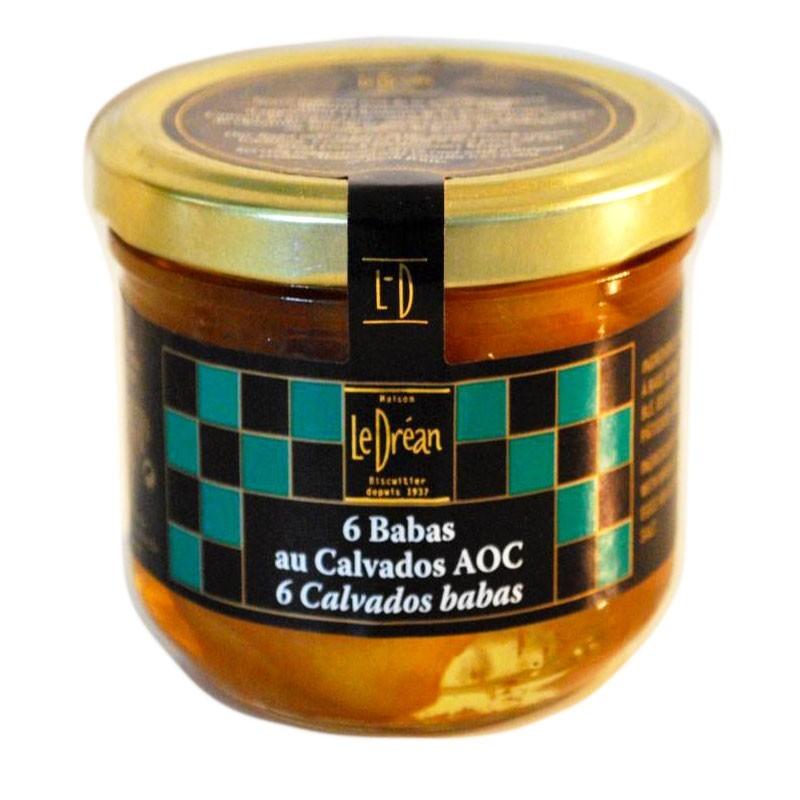 Babas mit Calvados - Online französisches Feinkost