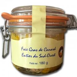 Foie gras de canard entier...