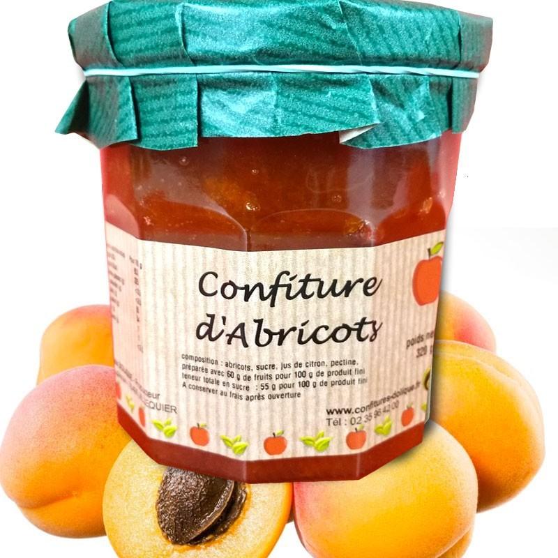 Apricot jam - Online French delicatessen