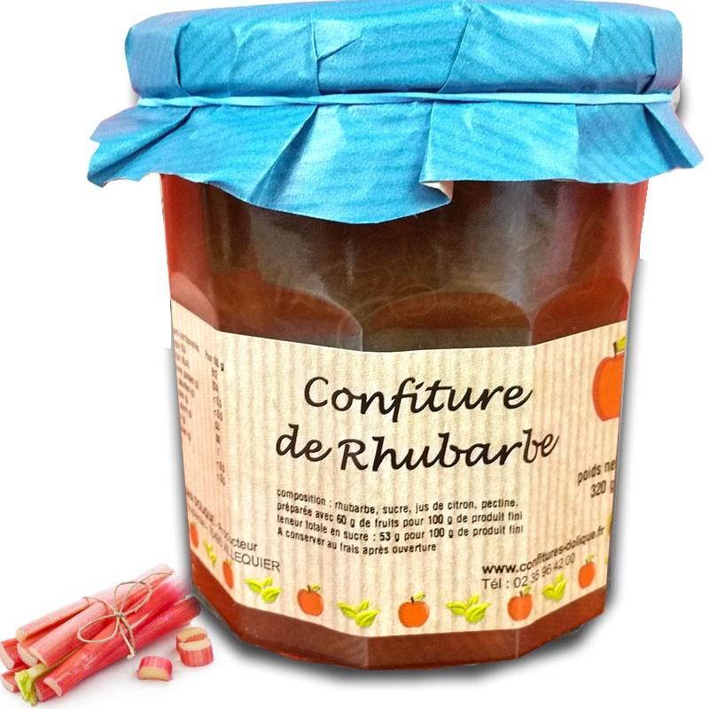 Rabarberjam - Franse delicatessen online