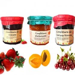 Les confitures artisanales incontournables - épicerie fine en ligne
