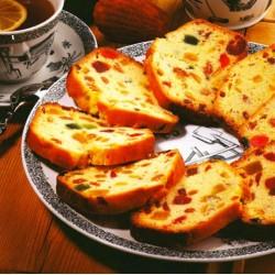 tarta artesanal con cerezas - delicatessen francés online