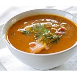 Soupe de poissons artisanale - épicerie fine en ligne