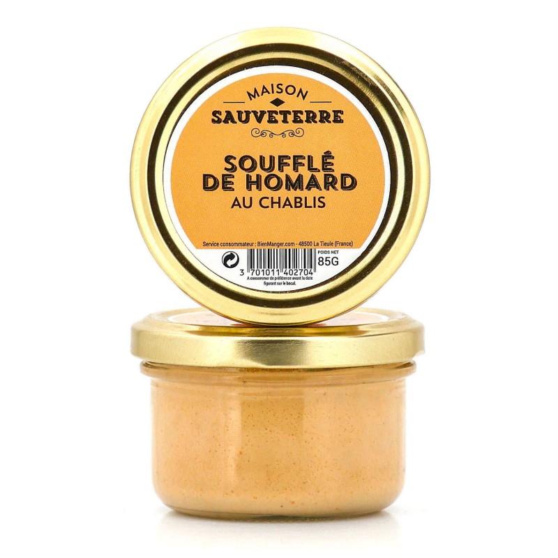 Le soufflé au homard - épicerie fine en ligne