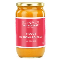 Bisque de homard : épicerie fine en ligne