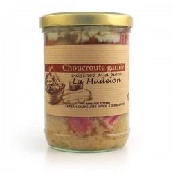 Chucrut artesanal cocido - delicatessen francés online