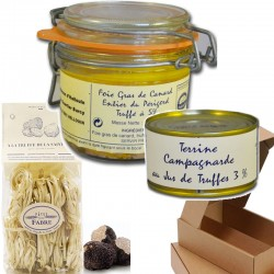 Gourmet box: truffles - Online French delicatessen