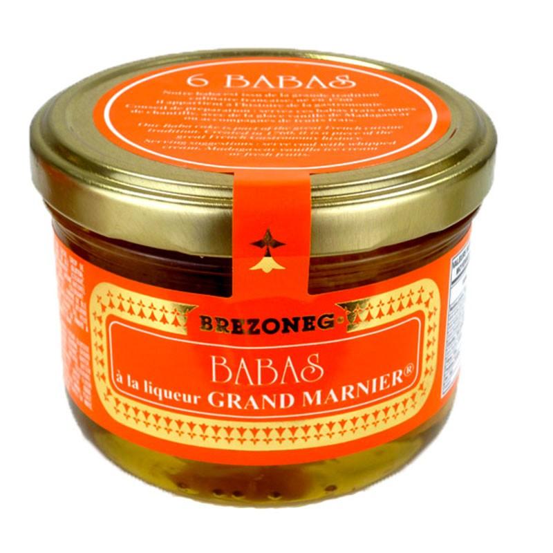 Baba's met Grand-Marnier - - Franse delicatessen online