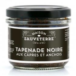 Tapenade schwarzen Oliven- Online französisches Feinkost