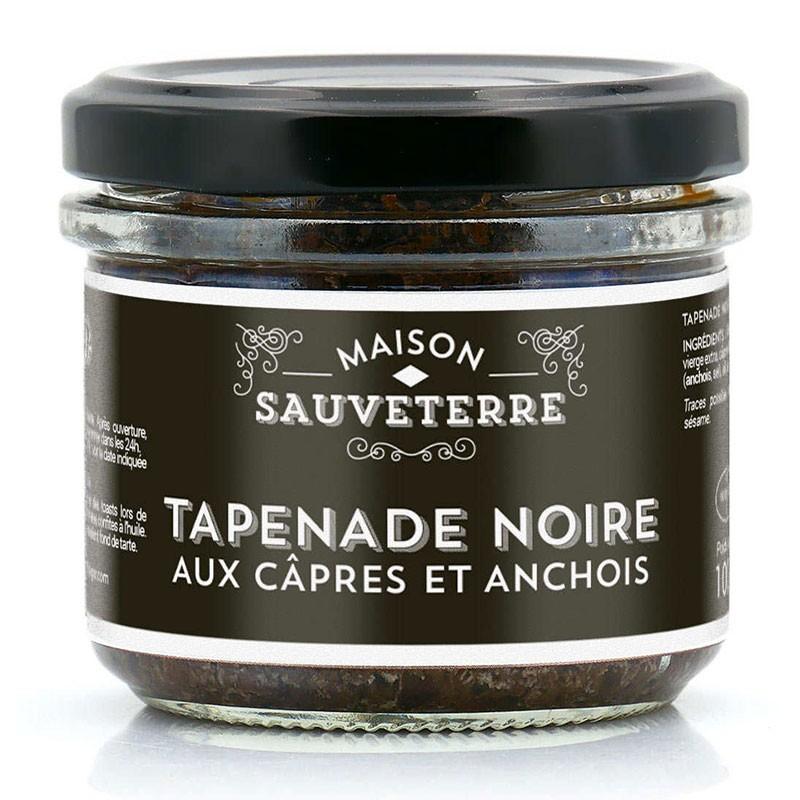 Black olive tapenade - Online French delicatessen