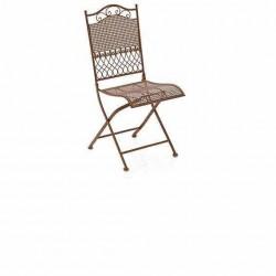 Chaise nostalgie jardin