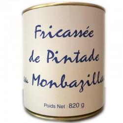 Faraona in salsa, 820g - Gastronomia francese online