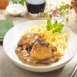 Guinea fowl in sauce, 820g - Online French delicatessen