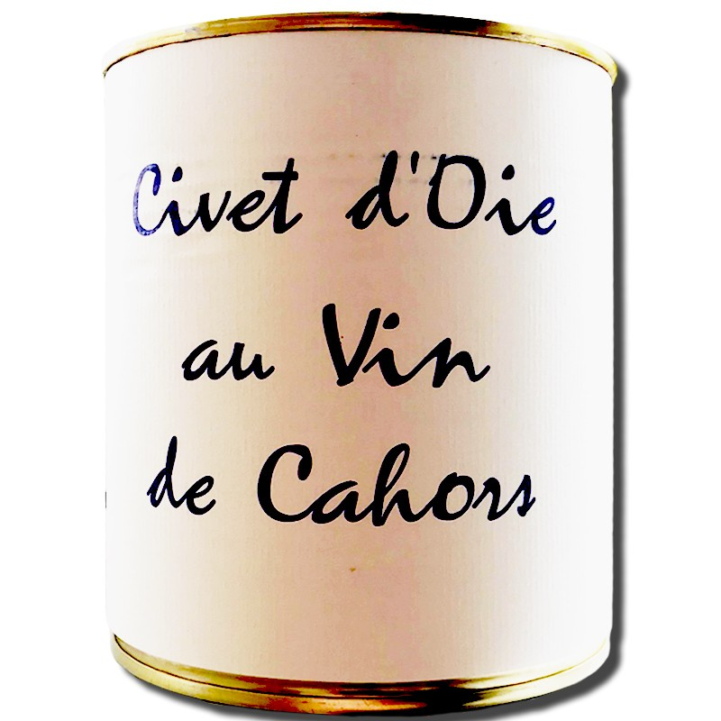 Goose stew - Online French delicatessen