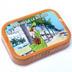 Mediterranean sardine tasting - Online French delicatessen