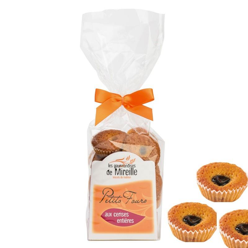 Soft cherry cookies - Online French delicatessen