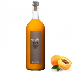 Apricot juice, 1L - Online French delicatessen