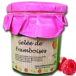 Scatola gourmet di lamponi - Gastronomia francese online