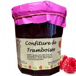 Caja gourmet de frambuesa - delicatessen francés online