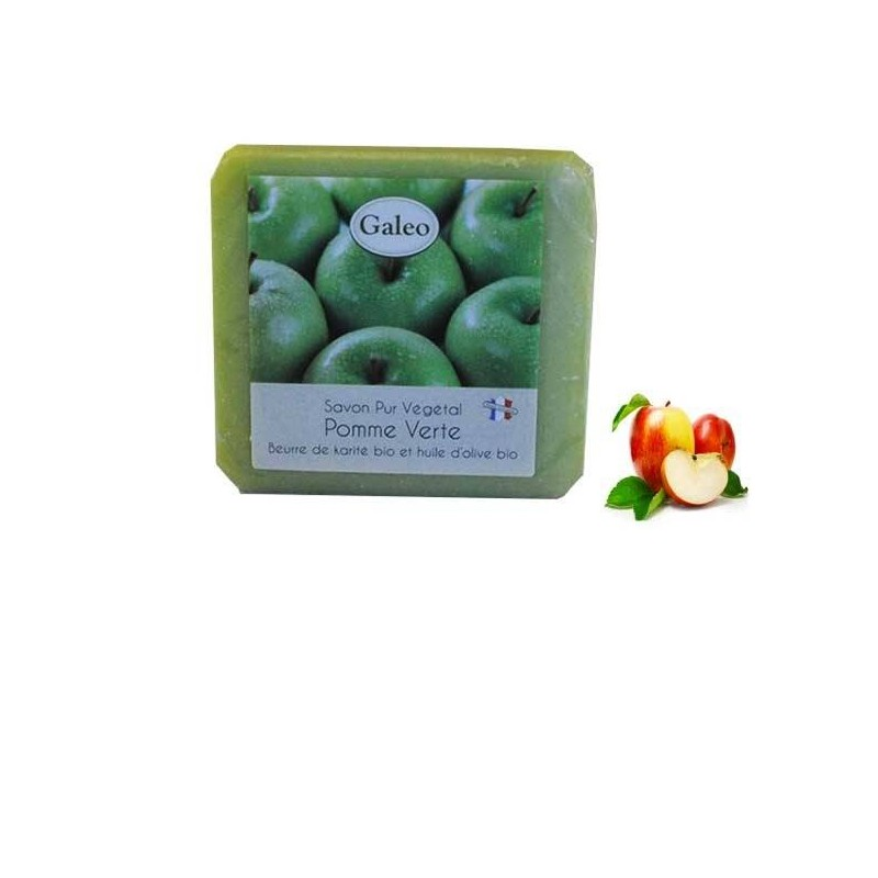Sapone con mela