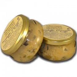 Cassolette d'Escargots à la truffe - épicerie fine en ligne