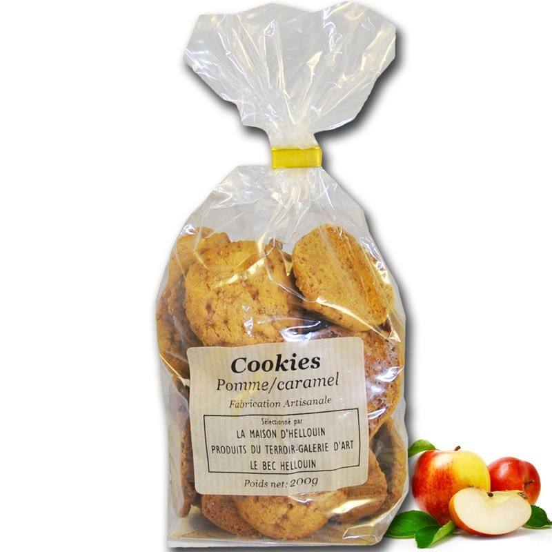 Cookies Apple Caramel - Online French delicatessen