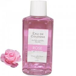 Eau de Cologne con rosa