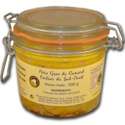 Duck Foie Gras South West of France - Online French delicatessen