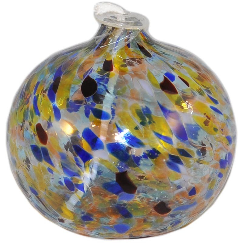 Dotted Oil Lamp