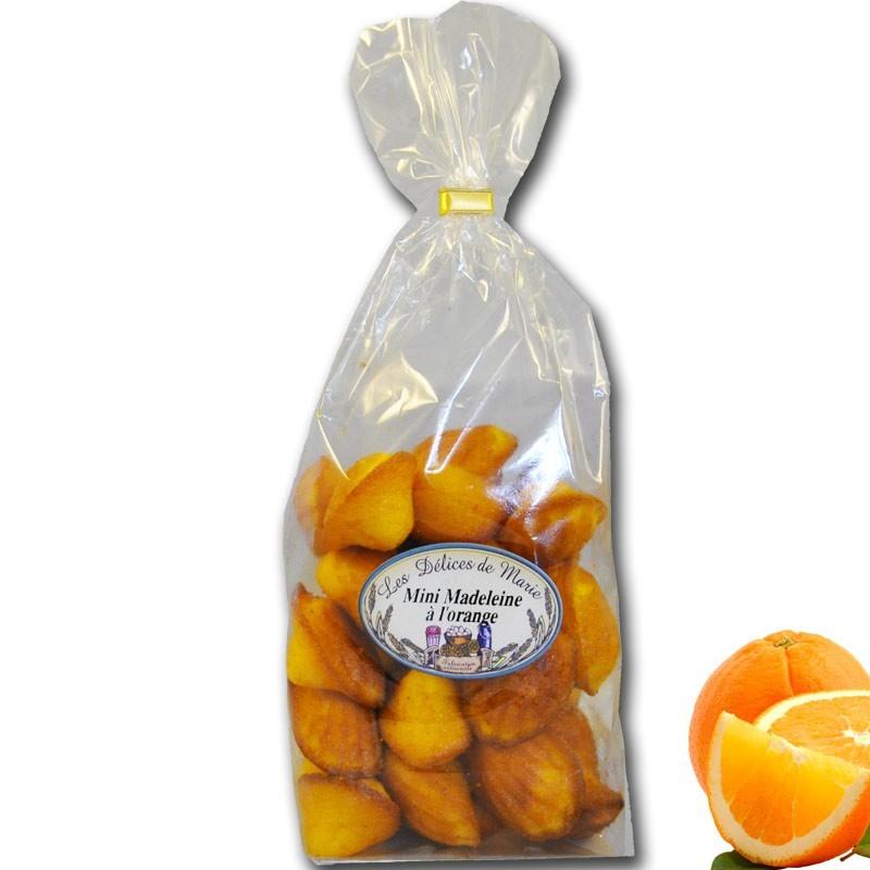 Madeleines mit OrangeOnline französisches Feinkost