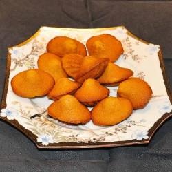 Les petites madeleines a l'orange - épicerie fine en ligne