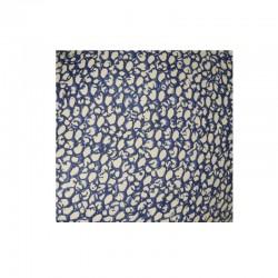 Blue cobalt Ceramic Guinea Fowl