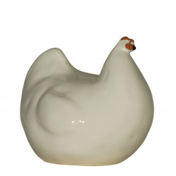 White Hen Small Model