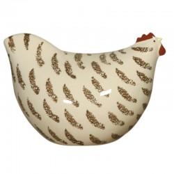 Piccolo pollo bianco