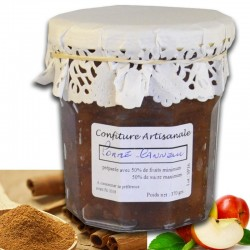 Cinnamon Apple Jam - Online French delicatessen